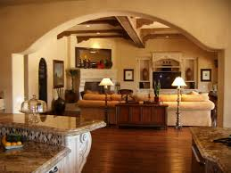 spanish style living room decor home design
