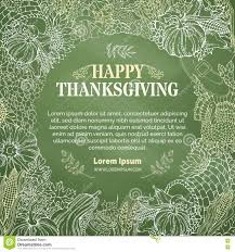 thanksgiving traditional vector chalk thanksgiving background stock vector image 78104795