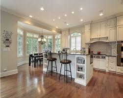 home design backsplash ideas with white cabinets tv above