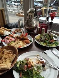 cuisine a la newly refurbished restaurant picture of a la turka