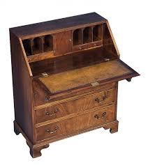 antique secretary desk mahogany secretary chippendale desk