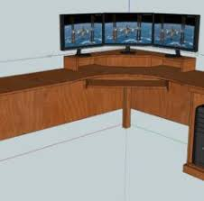 home design plans to make a puter desk plans diy free download