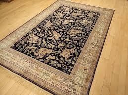 amazon com silk persian traditional rug area rugs 5x8 rug living
