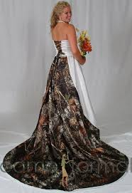 wedding dresses with camo camo weddings the best cakes dresses