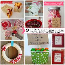 Ideas For Homemade Valentine Decorations by 9 Diy Valentine Ideas Home Decor Crafts U0026 Gifts