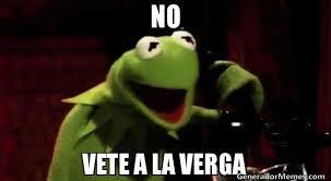 Rana Rene Memes - no vete a la verga meme de la rana rene al habla imagenes