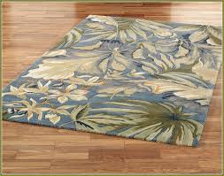 Round Tropical Area Rugs Outstanding Tropical Area Rugs 810 Home Design Ideas Throughout