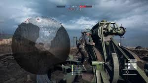 siege canon battlefield 1 siege canon master