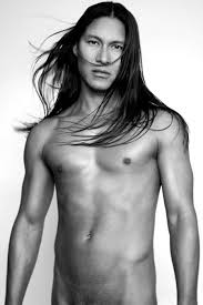 male models with long straight hair straight long hairstyles for men menstyle pinterest long