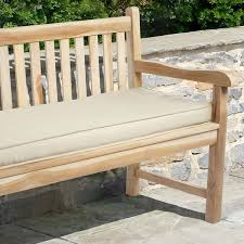 Bench With Cushion Indoor Outdoor 60
