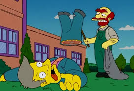 the simpsons halloween of horror the simpsons treehouse of horror xxiv relevant video