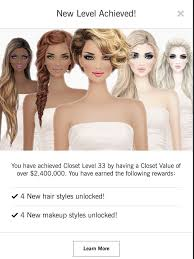 covet game hair styles covet level 33 makeup and hair covet fashion game pinterest