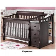 Sorelle Vicki 4 In 1 Convertible Crib Sorelle Vienna Convertible Crib And Changer With Toddler Rail