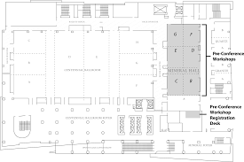 Colorado Convention Center Map by Maps