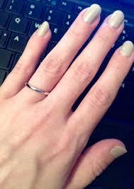 2mm ring 2mm vs 3mm wedding band weddingbee