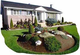 Beautiful Front Yard Landscaping - small front garden design ideas photos 130 simple fresh and