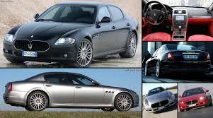 maserati black 4 door maserati quattroporte sport gt s 2010 pictures information