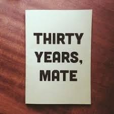 30th birthday card 30th milestone birthday card 30th birthday