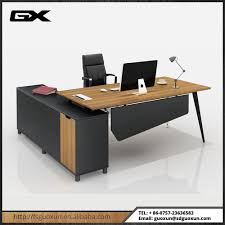 Modern Executive Office Table Design Melamine Office Table Design Melamine Office Table Design