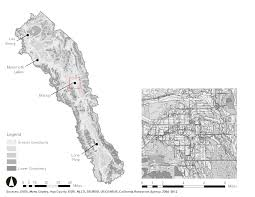 California Aqueduct Map Owens Valley Planning Tool Aqueduct Futures