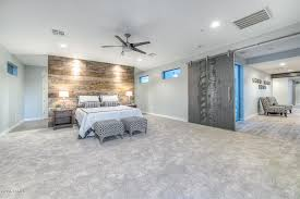 Master Bedroom Ceiling Fans by Contemporary Master Bedroom With Ceiling Fan U0026 Carpet In
