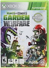 xbox 360 black friday amazon amazon com plants vs zombies garden warfare online play required