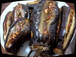 cuisine pour le ramadan aubergines marinées au vinaigre pour ramadan 2015 recette