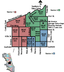 12th ward chicago map beat info 12th ward chicago
