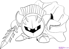 knight coloring pages meta knight coloring pages u2013 kids coloring pages