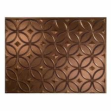 Fasade Backsplash Panels Cheap by Fasade Backsplash Rings In Oil Rubbed Bronze