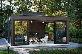 Modern Outdoor Gas Fireplace by Modern Patio Roof Ideas Patio Modern With Ceiling Lights Gas