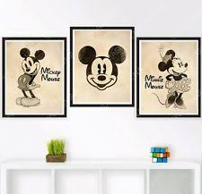 disney vintage home décor posters u0026 prints ebay