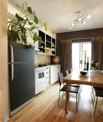 cuisine du frigo cuisine avec frigo noir chaios com