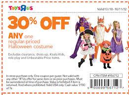 Halloween Costumes Toys Halloween Costume Trick Treat Bag Deals Freebies2deals