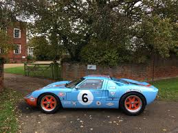 gulf racing mustang used 1995 ford gt for sale in essex pistonheads