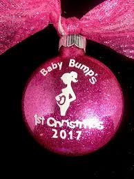 baby bump ornament pregnancy ornament pregnancy announcement