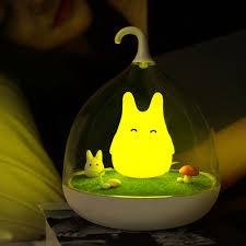 Night Light Kids Room by Redonnez Un Sens à Votre Vie Avec Cette Lampe Totoro Lights
