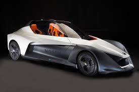 nissan race car delta wing nissan bladeglider is back deltawing style electric car prototype