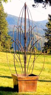 amazon com h potter lotus bud garden trellis trellises