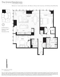 mission floor plans millennium tower skybox realty