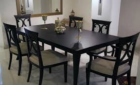dinner table set black kitchen table and chairs 14 dining table set in black theme