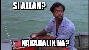 Allan Meme - si allan big eye meme on memegen