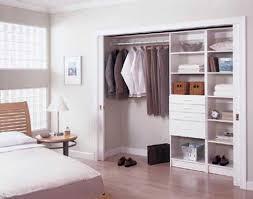 Wood Sliding Closet Door by Bedroom Triple Mirrored Wardrobe Sliding Door With Wooden Frame