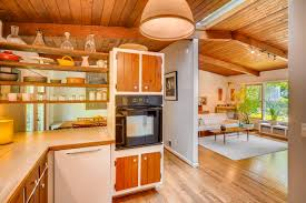 Mid Century Kitchen Cabinets Mid Century Modern Atlanta Homes Archives Domorealty