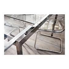 ikea glivarp extendable table glivarp extendable table ikea the glass table top lets light through