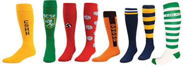 personalized socks custom knee highs free shipping made in the usa