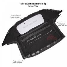 nissan 350z convertible top won t open mazda miata convertible top 1990 1997 in black cabrio vinyl with