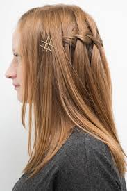 cute hairstyles for short hair with bobby pins super easy