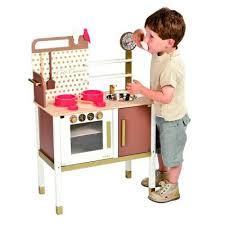 cuisine en bois jouet janod cuisinière en bois maxi cuisine chic janod magasin de jouets