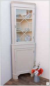 Shabby Chic Corner Cabinet by Earth Alone Earthrise Book 1 Cabinets Shabby Chic And For Sale
